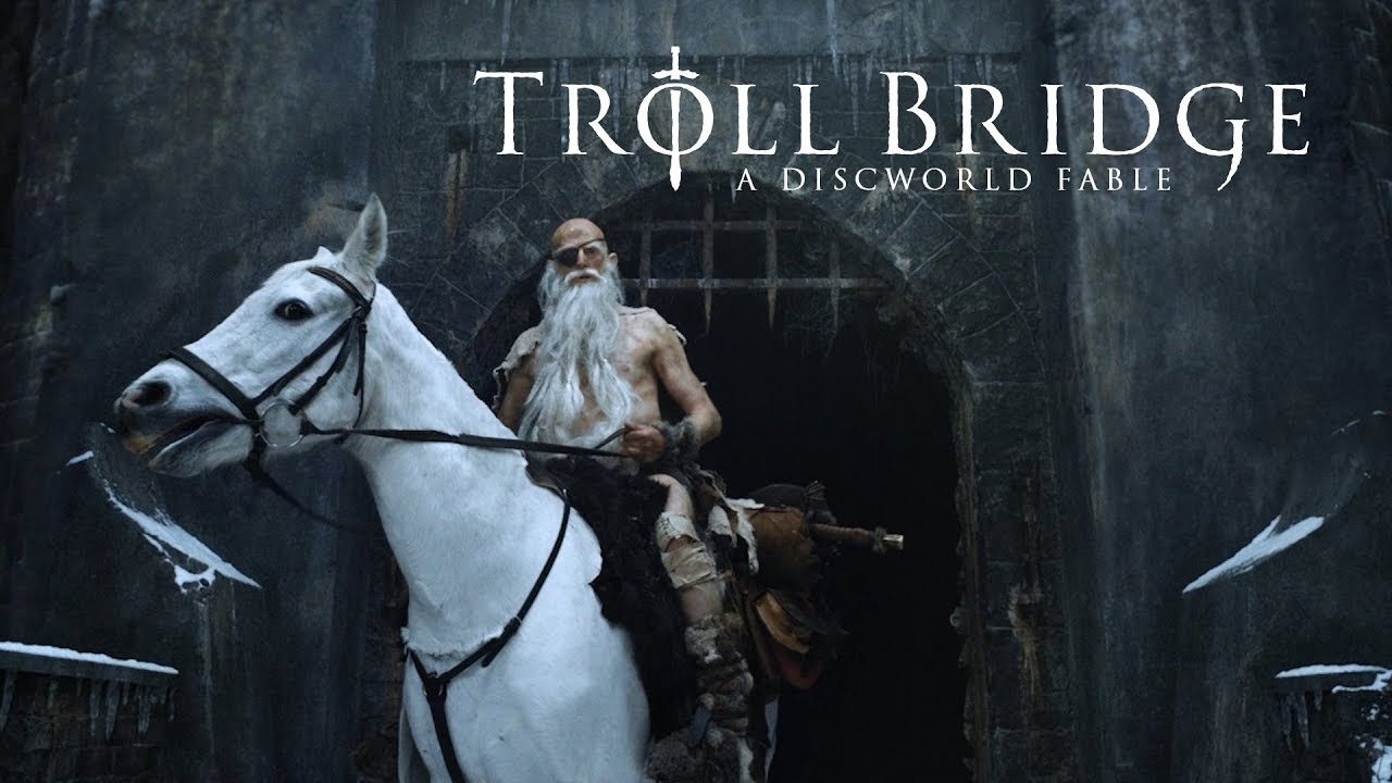 Troll Bridge de Terry Pratchett débarque !