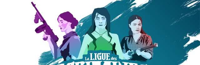 La Ligue des Ecrivaines Extraordinaires - La relève : Les secrets du projet de Christine Luce et Demona