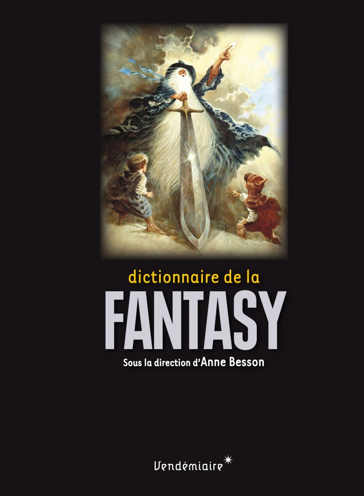 Photo de Dictionnaire de la fantasy