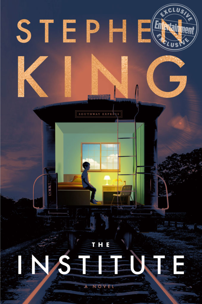 Stephen King, The Institute, son nouveau roman - des illustrations mises en vente