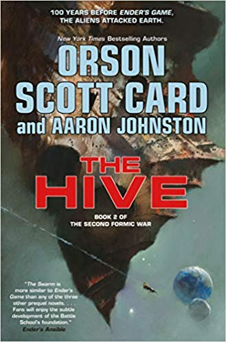 The Hive - Le nouveau roman d' Orson Scott Card