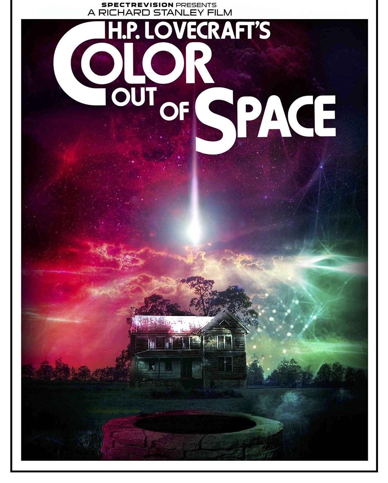 Photo de Color out of space avec Nicolas Cage dévoile sa bande-annonce !
