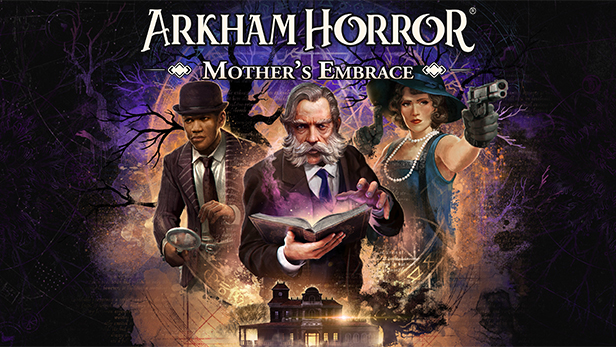 Un jeu vidéo inspiré de Lovecraft, Arkham Horror: Mother's Embrace