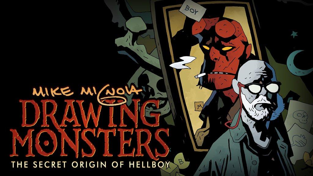 Un documentaire sur Mike Mignola, le créateur de Hellboy