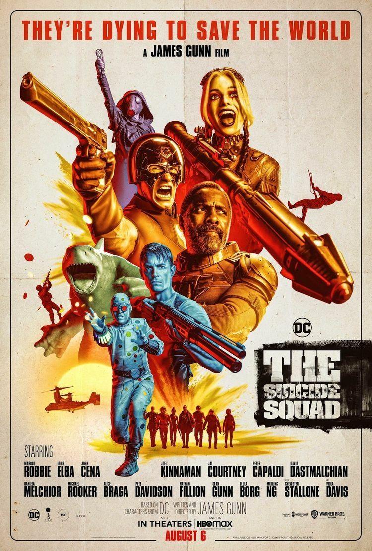 The Suicide Squad 2 - La nouvelle bande-annonce