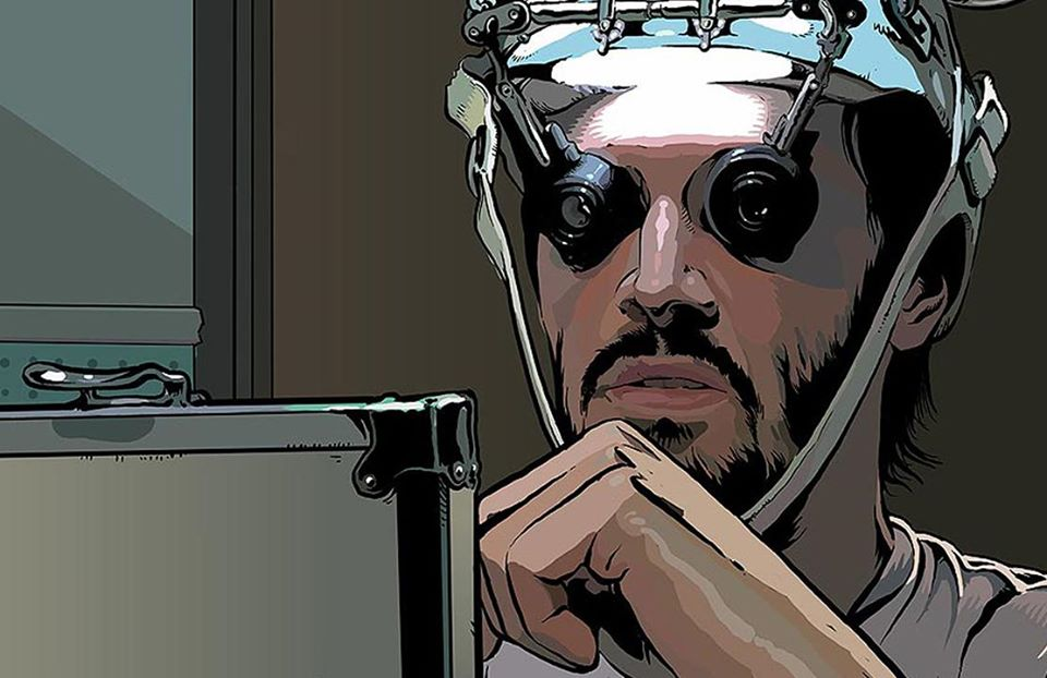 Projection de A Scanner Darkly suivi d'une lecture de Alain Damasio