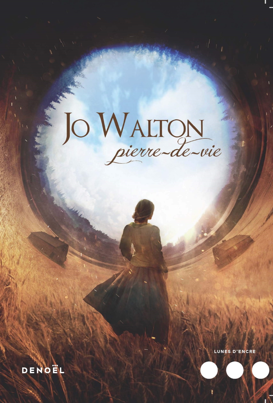 Utopiales 2019 - Interview de Jo Walton