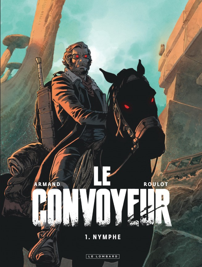 Photo de Le convoyeur 1 : nymphe