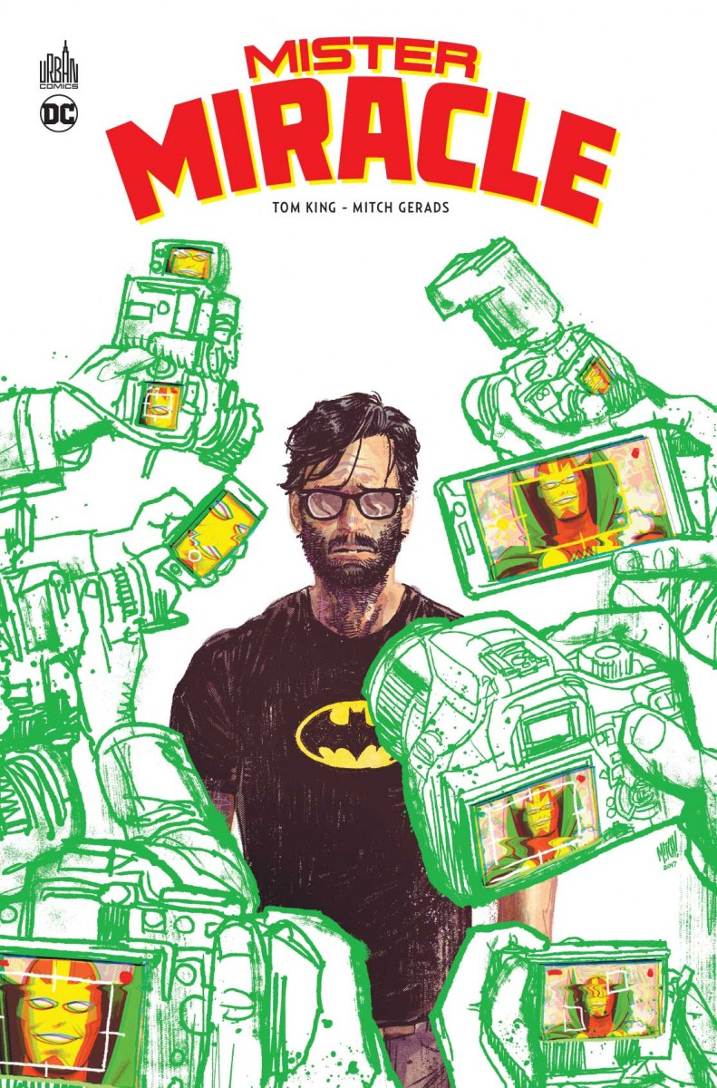 Tom King - Mister Miracle