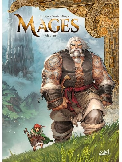 Photo de Mages - Tome 1 : Aldoran