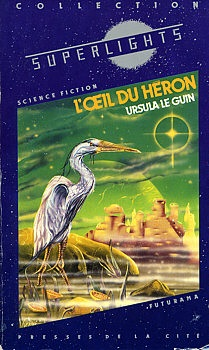 Photo de L'œil du héron
