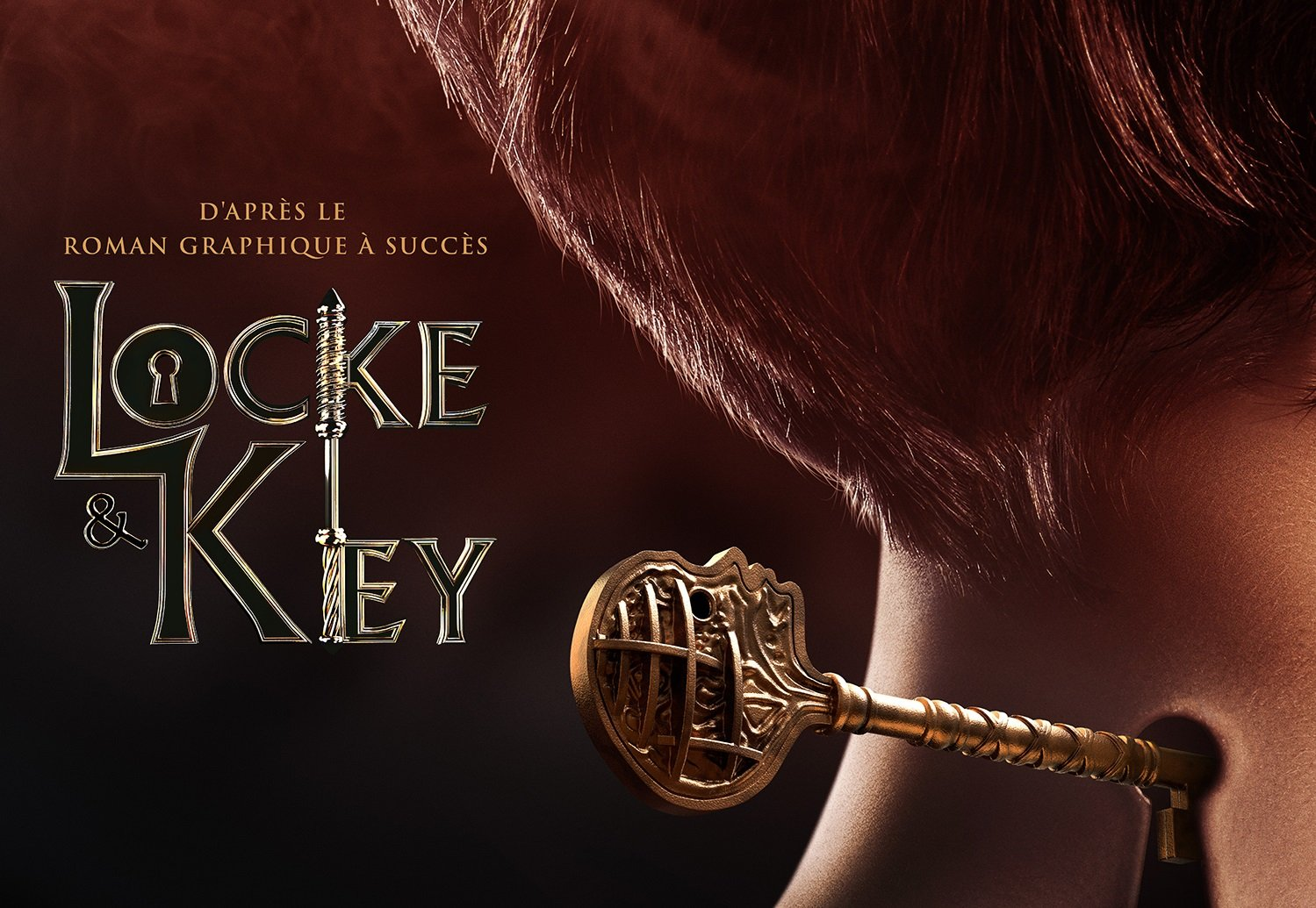 3 bonnes raisons de regarder Locke and Key